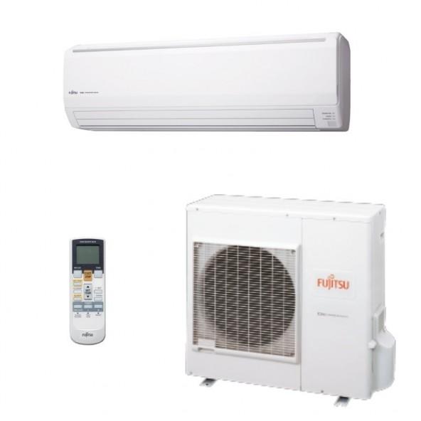 Fujitsu Condizionatore Commerciale Mono Split Parete Gas R410A Serie LF 30000 Btu ASYG30LFCA AOYG30LFT A+/A Fujitsu