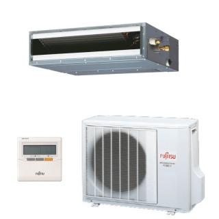 Fujitsu Condizionatore Commerciale Mono Split Canale Gas R410A Serie LL 14000 Btu ARYG14LLTB AOYG14LALL A+/A Fujitsu