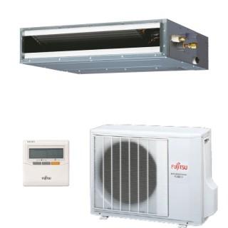 Fujitsu Condizionatore Commerciale Mono Split Canale Gas R410A Serie LL 18000 Btu ARYG18LLTB AOYG18LALL A++/A+ Fujitsu