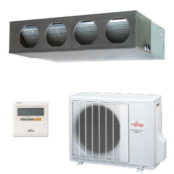 Fujitsu Condizionatore Commerciale Mono Split Canale Gas R410A Serie LM 24000 Btu ARYG24LMLA AOYG24LALA / Fujitsu