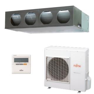 Fujitsu Condizionatore Commerciale Mono Split Canale Gas R410A Serie LM 30000 Btu ARYG30LMLE AOYG30LETL / Fujitsu