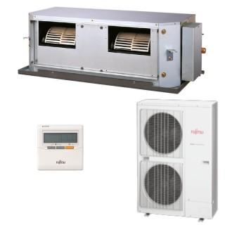 Fujitsu Condizionatore Commerciale Mono Split Canale Gas R410A Serie LH 45000 Btu ARYG45LHTA AOYG45LETL / Fujitsu