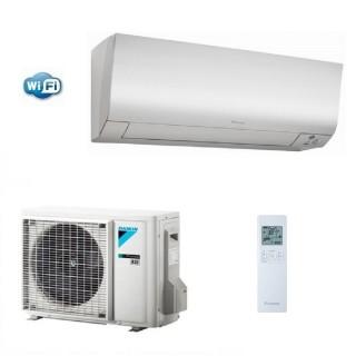 Daikin Condizionatore Mono Split Parete Gas R-32 Serie Perfera FTXM-N 9000 Btu WiFi FTXM25N RXM25N A+++/A+++ Daikin
