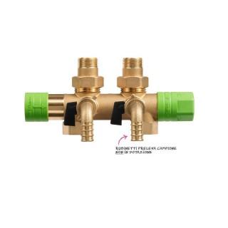 Acquabrevetti Kit Facile per l'installazione di apparecchiature per il trattamento acqua Acquabrevetti