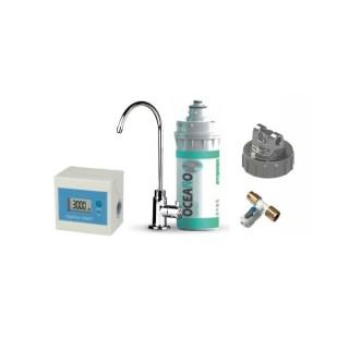 Waterline Kit installazione filtrazione Oceano OKKIT16S con filtro Sintered CB AG 0,5 micron Waterline