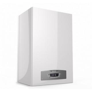Ariston Caldaia a condensazione ad Accumulo boiler 40 litri Murale Clas B One 25 Metano-GPL classe A/A profilo XL Nox 6 Ariston