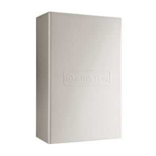 Ariston Caldaia a condensazione da esterno Murale Cares Premium EXT 24 Metano-GPL classe A/A profilo XL Nox 6 Ariston