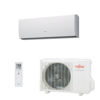 Fujitsu Condizionatore Mono Split Parete Gas R410A Serie LU 9000 Btu ASYG09LUCA AOYG09LUCA A++/A+ Fujitsu