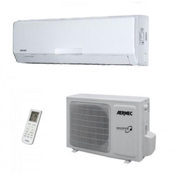 AERMEC Condizionatore Mono Split Parete Gas R-410a Serie SE 9000 Btu SE250W SE250 A+/A+ Aermec