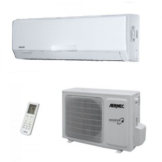 AERMEC Condizionatore Mono Split Parete Gas R-410a Serie SE 12000 Btu SE351W SE351 A++/A+ Aermec