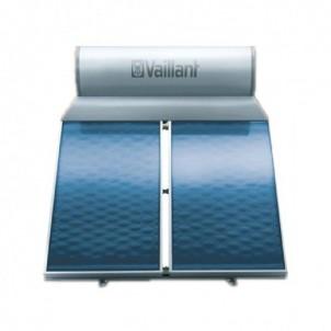 Vaillant Pannello Solare Termico 300 Litri Circolazione Naturale Modello AuroSTEP pro VTS 2-300 Collettori 2