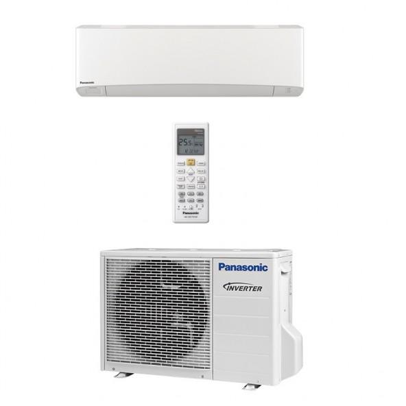 Panasonic Condizionatore Mono Split Gas R-32 Serie Z Etherea Bianco 15000 Btu WiFi Opzionale CS-Z42TKEW CU-Z42TKE A++/A+ Pana...