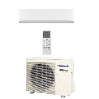 Panasonic Condizionatore Mono Split Gas R-32 Serie Z Etherea Bianco 18000 Btu WiFi Opzionale CS-Z50TKEW CU-Z50TKE A++/A++ Pan...