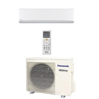 Panasonic Condizionatore Mono Split Gas R-32 Serie Z Etherea Bianco 24000 Btu WiFi Opzionale CS-Z71TKEW CU-Z71TKE A++/A+ Pana...