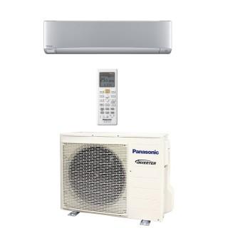 Panasonic Condizionatore Mono Split Gas R-32 Serie XZ Etherea Argento 18000 Btu WiFi Opzionale CS-XZ50TKEW CU-Z50TKE A++/A++ ...