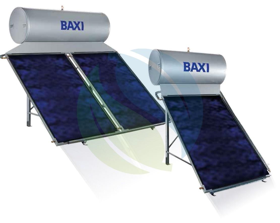 Pannello Solare Termico Baxi 150 Litri Modello STS-150  2.0 SL