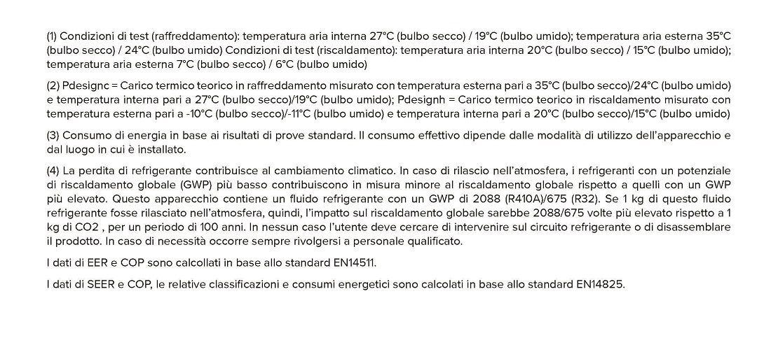 Condizionatore Hisense Dual Split 9000+9000 Btu Energy A++/A+